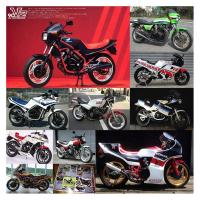 オートバイ販売台数最強は1982年、現在はその9分の1。(番外編vol.1090)