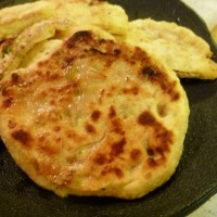 韓国調味料「ダシダ」で餃子とシャーピン