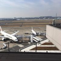 家族で羽田空港に遊びに行ってきました