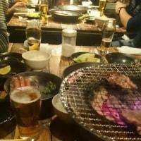 OBOG焼き肉大会(2017.3.19)