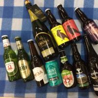 目白の田中屋で(ビール)12本!! / Beers @Tanakana,Mejiro