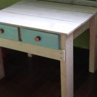もう一つ 作ってもらったテーブルはこちら