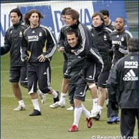 Cannavaro & Beckham