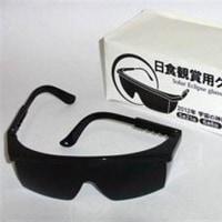 デメテル「日食観賞用グラス」可視光線の透過率が高く、不適切/回収