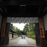 大和西大寺から西ノ京方面散策