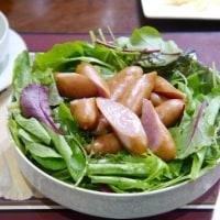 海老芋と鶏肉のシチュー
