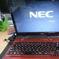 NEC NS350/EAR ノートパソコン