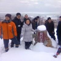 オホーツク海・流氷