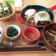 博多の神楽坂茶寮にて