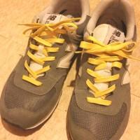 靴の買い替え。