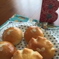 今週作ったパン・・・