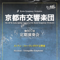 高関+京響=メシアン「トゥーランガリラ交響曲」