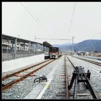 JR可部線あき亀山駅へ行く
