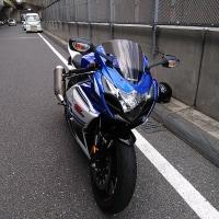 レンタルバイクGSX-R1000 2017/6