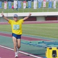 66歳で初マラソンが、秋田内陸100キロ大会。参加15年間の「奮闘記」を出版準備中