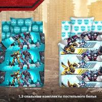 Transformers5 ベッドシーツ セット