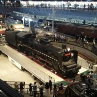 久しぶりの鉄道博物館