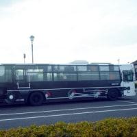 バスなのに汽車?
