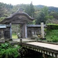 故郷ふくい散策~一乗谷朝倉氏遺跡