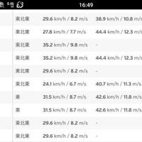 サイパン46日目 最高の風でした