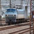 直流電気機関車 EF66-124【東海道線:鶴見駅】 2017.JUL(3)撮り鉄 車両鉄