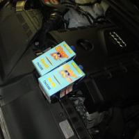 AUDI A4/8K おなじみのブッシュ交換。