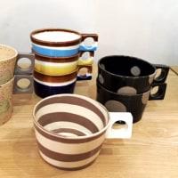 堀内大介さん Huge Ceramics のマグカップ色々