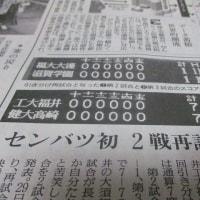 日記(3.27)気迫の相撲・熱戦の高校野球
