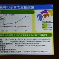 境町伏木中部の役員会にて行政報告会を開催させていただきました。