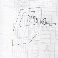 いまさらながら、三菱ジープの幌について その①