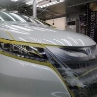 ホンダ・オデッセイ ハイブリット アブソルート  PCX-S7コーティング