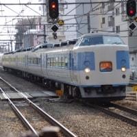 ホリデー快速富士山1号豊田車M50編成@国分寺駅
