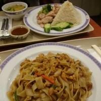 金曜日、成田空港、タイ料理、キティちゃん