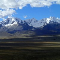 ペルーブランカ山群2014年プロローグ