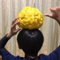 薔薇作り完成あとはアレンジ☆獅子柚子なり