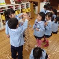 みどり 4歳児 カプラ☆お手伝い