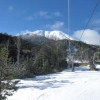 開田高原マイア ( ski 2016-2017 #1 )