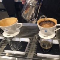 ������ۡ�Blue Bottle Coffee ���ɥ��ե���(NEWoMan��)�˹ԤäƤ������