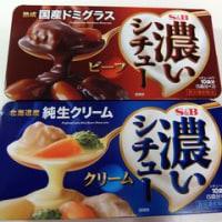 <monitor>エスビー食品 濃いシチュー ビーフ+濃いシチュー クリーム