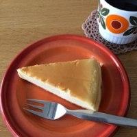 セブンイレブンのチーズケーキ
