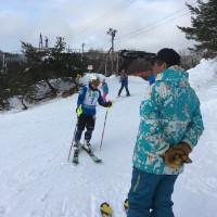 冬休み最終トレーニング
