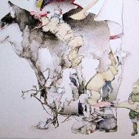 岡之山美術館で 天田理絵 展