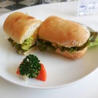 佐倉市立美術館、 『Cafe Buona  Giornata  (ヴォナ ジョルナータ) 』 でランチを食べました。
