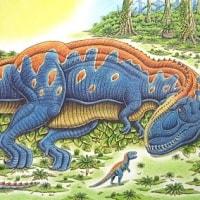 黒川みつひろ恐竜絵本原画展