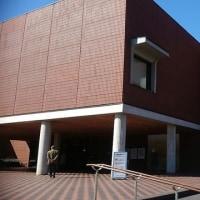 山梨県立美術館に来訪