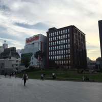 福岡の秋の空