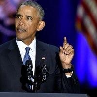 FAREWELL SPEECHオバマ大統領 最後の演説