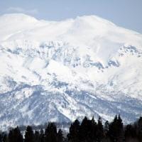 取立山は春山登山のメッカ
