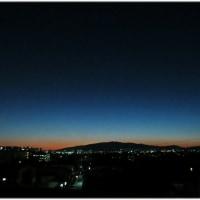 定点からの夕景(Oct24)