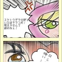 【ユーリ!!! on ICE】明太子vsたらこ対決(再び!?) 【4コマ漫画】 #yurionice #yoi
